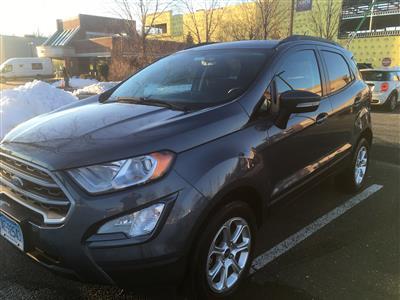 2019 Ford EcoSport lease in Falls Church,VA - Swapalease.com