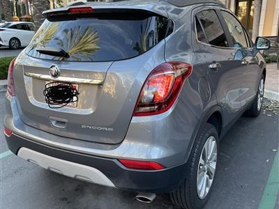 2019 Buick Encore lease in Irvine,CA - Swapalease.com