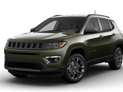 2021 Jeep Compass lease in Lake Orion,MI - Swapalease.com