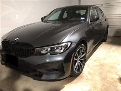 2019 BMW 3 Series lease in Tomball,TX - Swapalease.com