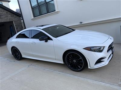 2020 Mercedes-Benz CLS Coupe lease in Staten Island,NY - Swapalease.com