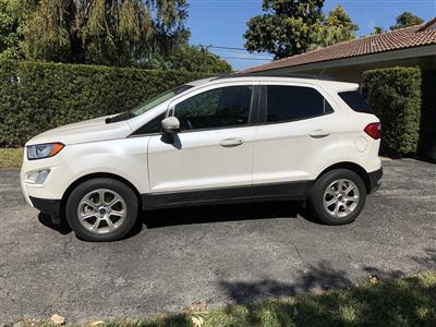 2018 Ford EcoSport lease in Miami,FL - Swapalease.com