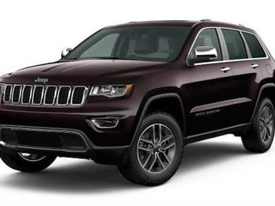 2020 Jeep Grand Cherokee lease in Ossining,NY - Swapalease.com