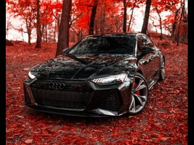2021 Audi RS 7 lease in clifton,NJ - Swapalease.com