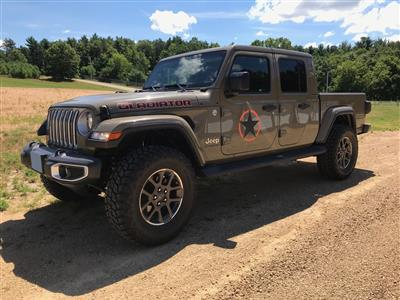 2020 Jeep Gladiator lease in Clintonville,WI - Swapalease.com