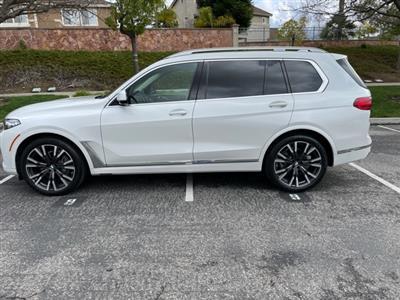 2019 BMW X7 lease in San Jose,CA - Swapalease.com