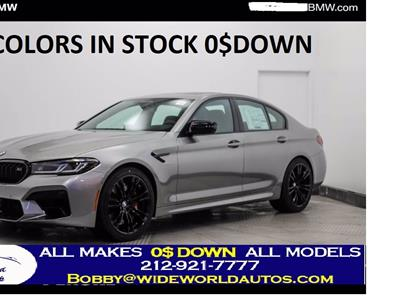 2021 BMW M5 lease in New York,NY - Swapalease.com