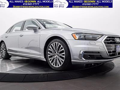 2021 Audi A8 L lease in New York,NY - Swapalease.com