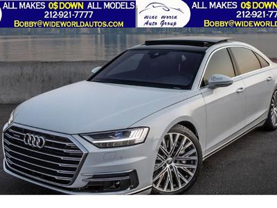 2021 Audi S8 lease in New York,NY - Swapalease.com