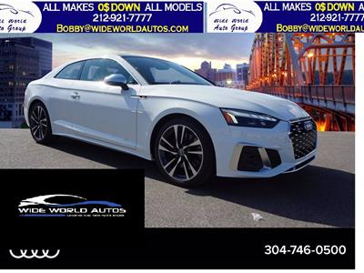 2021 Audi S5 Coupe lease in New York,NY - Swapalease.com