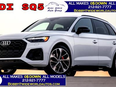 2021 Audi SQ5 lease in New York,NY - Swapalease.com