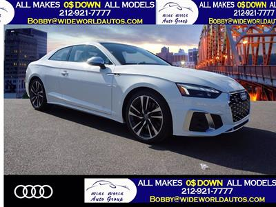 2021 Audi A5 Coupe lease in New York,NY - Swapalease.com