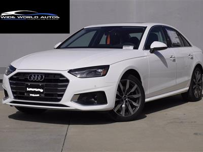 2021 Audi A4 lease in New York,NY - Swapalease.com
