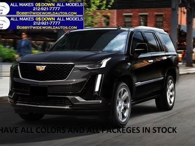 2021 Cadillac Escalade ESV lease in New York,NY - Swapalease.com
