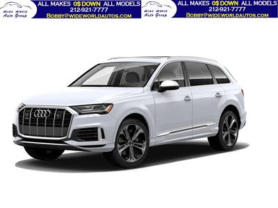 2021 Audi Q7 lease in New York,NY - Swapalease.com