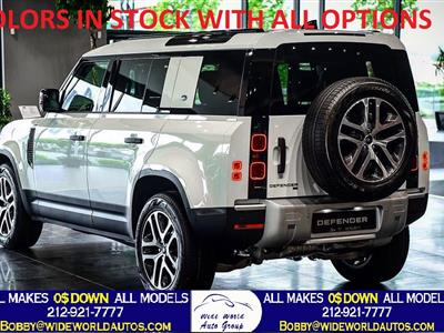 2021 Land Rover Defender lease in New York,NY - Swapalease.com