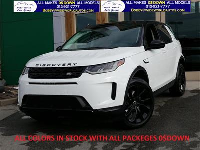 2021 Land Rover Discovery Sport lease in New York,NY - Swapalease.com