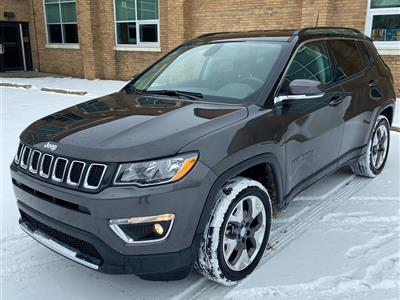 2019 Jeep Compass lease in Grant Township,MI - Swapalease.com