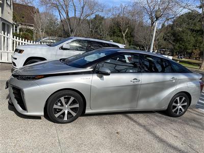 2018 Toyota Mirai lease in PALO ALTO,CA - Swapalease.com