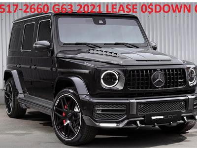 2021 Mercedes-Benz G-Class lease in Lansing,MI - Swapalease.com
