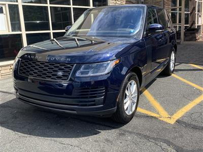 2020 Land Rover Range Rover lease in Woodbury,NY - Swapalease.com