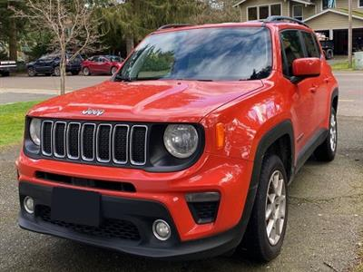 2020 Jeep Renegade lease in Kirkland,WA - Swapalease.com