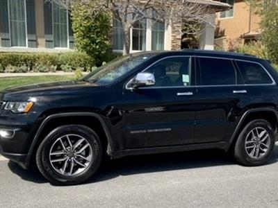 2019 Jeep Grand Cherokee lease in Stevenson Ranch,CA - Swapalease.com