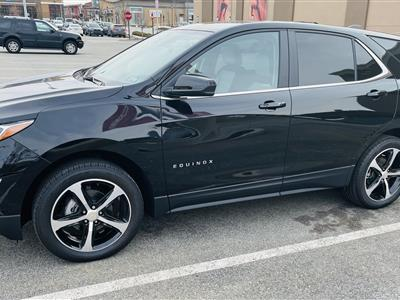 2021 Chevrolet Equinox lease in King of Prussia,PA - Swapalease.com