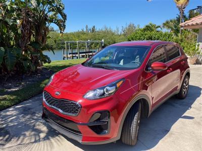 2020 Kia Sportage lease in Vero Beach,FL - Swapalease.com