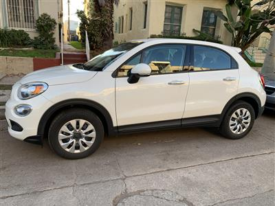 2018 Fiat 500X lease in Los Angeles,CA - Swapalease.com
