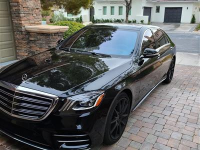 2020 Mercedes-Benz S-Class lease in North Las Vegas,NV - Swapalease.com