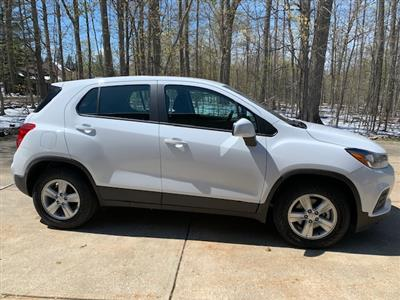 2021 Chevrolet Trax lease in Cleveland,OH - Swapalease.com