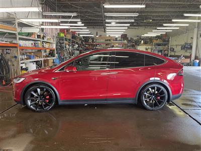 2021 Tesla Model X lease in Langhorn,PA - Swapalease.com