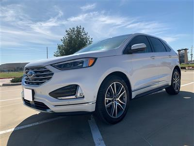 2019 Ford Edge lease in Katy,TX - Swapalease.com
