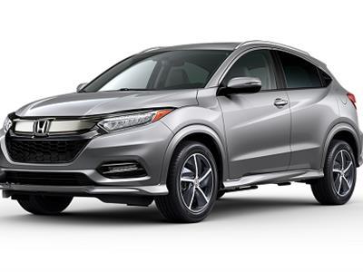 2020 Honda HR-V lease in JERSEY CITY,NJ - Swapalease.com