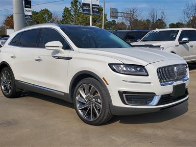 2020 Lincoln Nautilus lease in Conroe,TX - Swapalease.com