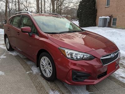 2018 Subaru Impreza lease in Cincinnati,OH - Swapalease.com