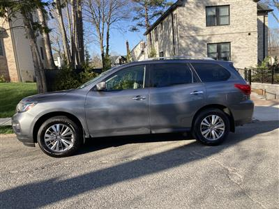 2020 Nissan Pathfinder lease in Teaneck,NJ - Swapalease.com