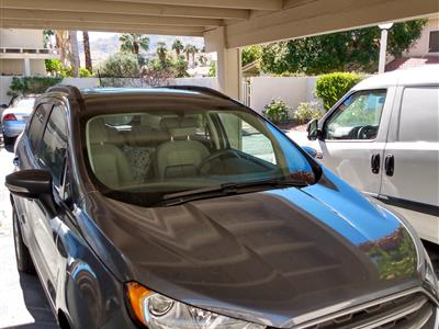 2018 Ford EcoSport lease in Palms Springs,CA - Swapalease.com