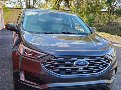 2020 Ford Edge lease in Naples,FL - Swapalease.com