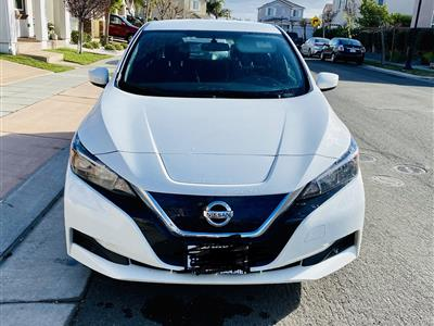 2019 Nissan LEAF lease in Mountain,CA - Swapalease.com