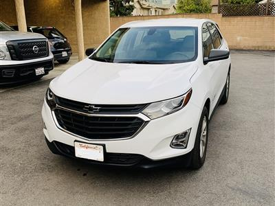 2019 Chevrolet Equinox lease in Glendale,CA - Swapalease.com