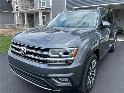 2019 Volkswagen Atlas lease in Perrysburg ,OH - Swapalease.com