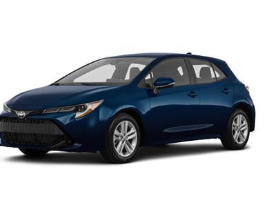2021 Toyota Corolla Hatchback lease in Bergenfield,NJ - Swapalease.com