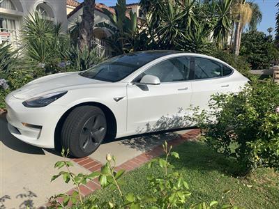 2019 Tesla Model 3 lease in Beverly Hills,CA - Swapalease.com