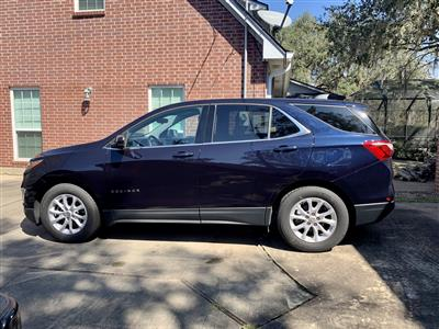 2019 Chevrolet Equinox lease in Sweeny,TX - Swapalease.com