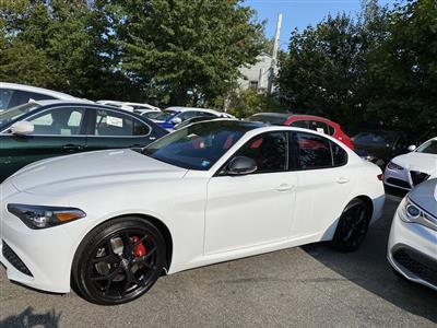 2020 Alfa Romeo Giulia lease in Amityville,NY - Swapalease.com