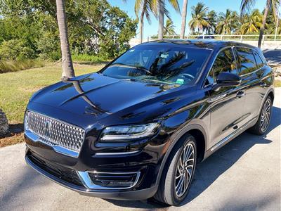 2019 Lincoln Nautilus lease in Miami,FL - Swapalease.com