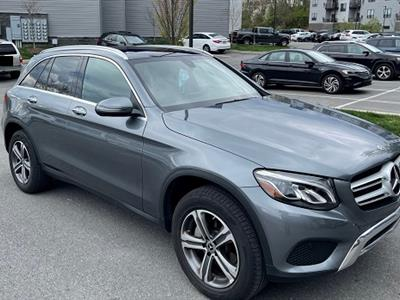 2019 Mercedes-Benz GLC-Class lease in Pittsburgh,PA - Swapalease.com