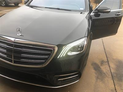 2020 Mercedes-Benz S-Class lease in Parker,TX - Swapalease.com